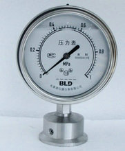 不锈钢压力表1