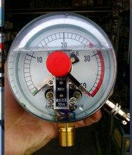 磁助式耐震压力表